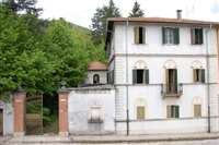 Noble Villa for sale in Lazio to Post in the province of Rieti