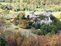 Sale Borgo in the Piacentine hills