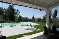 Luxury villa with swimming pool in Frosinone