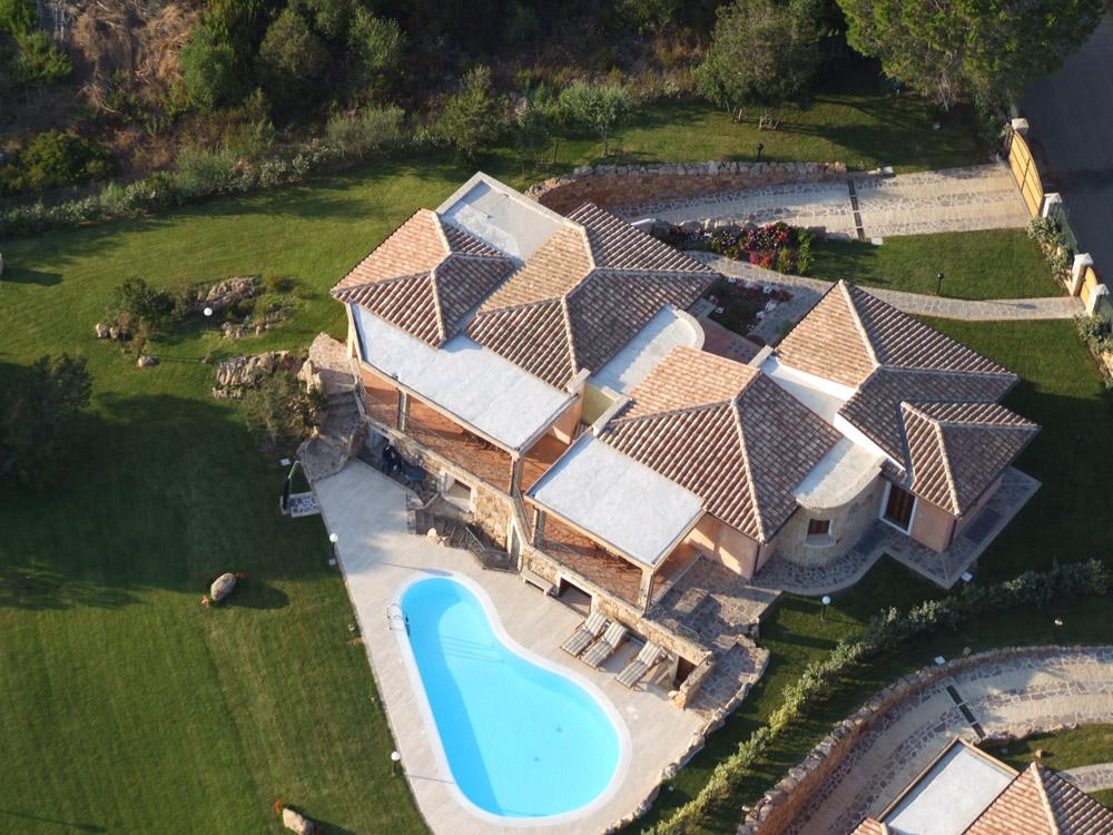 Villa di lusso in vendita in sardegna olbia tempio sardegna italia ville casali vendita - Villa con piscina sardegna ...