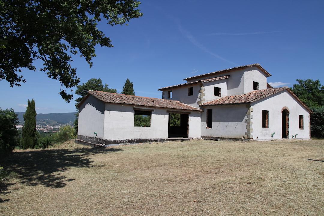 Villa in vendita in toscana arezzo toscana italia for Ville in italia