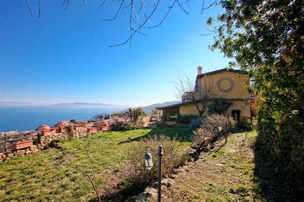 vendita villa di lusso sul mare grosseto toscana