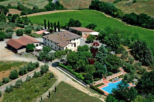 vendita azienda vinicola in toscana - Siena - Toscana ...