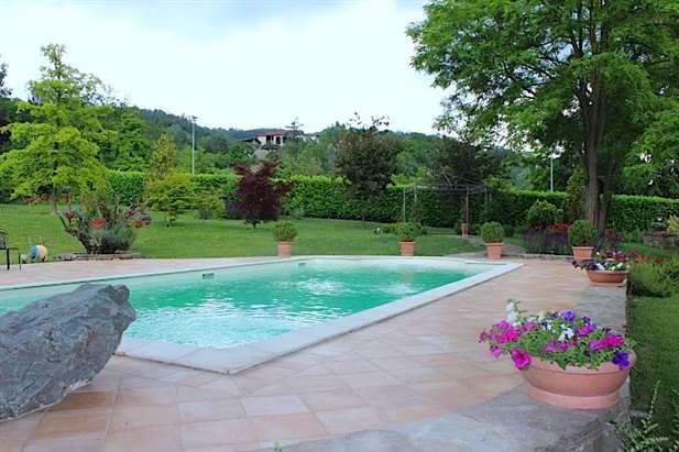 Vendita villa con piscina e parco alessandria piemonte italia ville casali vendita - Vendita villa con piscina genova ...