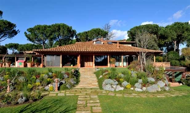 Villa di lusso in vendita a roma roma lazio italia for Affitto case di lusso a roma zona centro