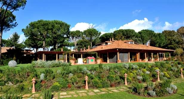 Villa di lusso in vendita a roma roma lazio italia for Ville vendita roma